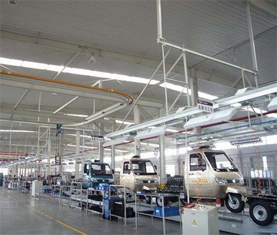 衢州大汽三轮车装配线