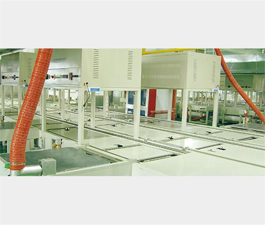 发电机生产线
