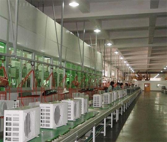 北京空调装配线