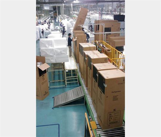 北京自动包装线