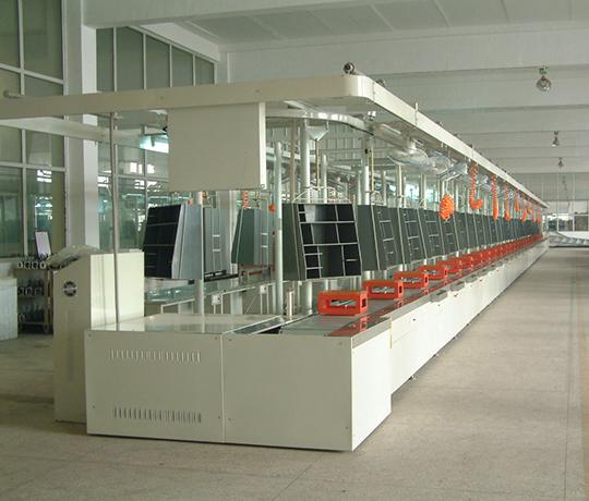 北京汽油发动机装配