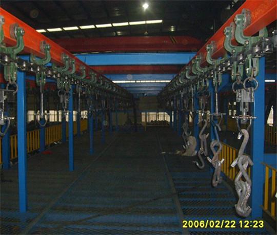 重型悬挂输送线