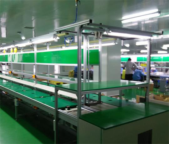广州自动化流水线