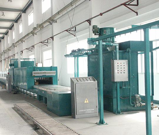 杭州生产线