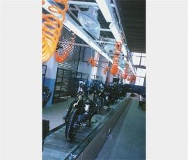 摩托车装配线16