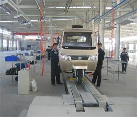 福田三轮车装配线3