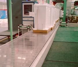 板链式洗衣机装配线1