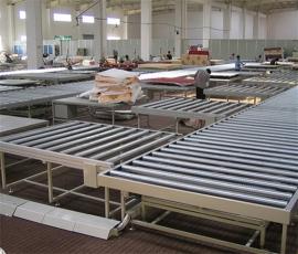 床垫输送线