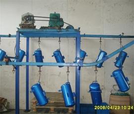 气泵喷漆线