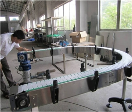 PVC输送线11